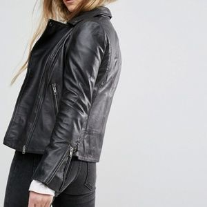Muubaa Chello Leather Jacket